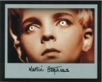 Martin Stephens (Village of the Damned) - Genuine Signed Autograph 7114